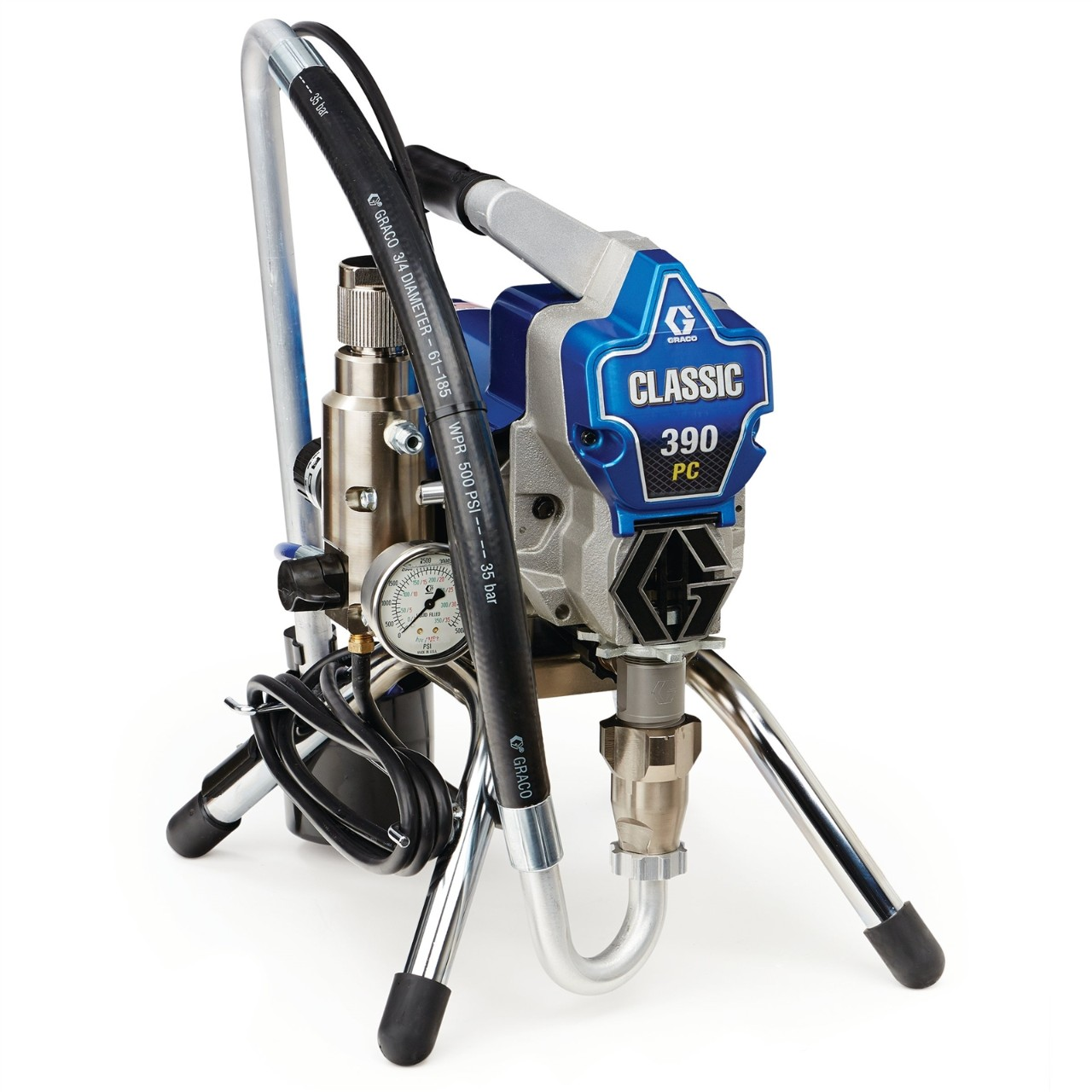 Classic 390 PC Electric Airless Sprayer - ProQuip
