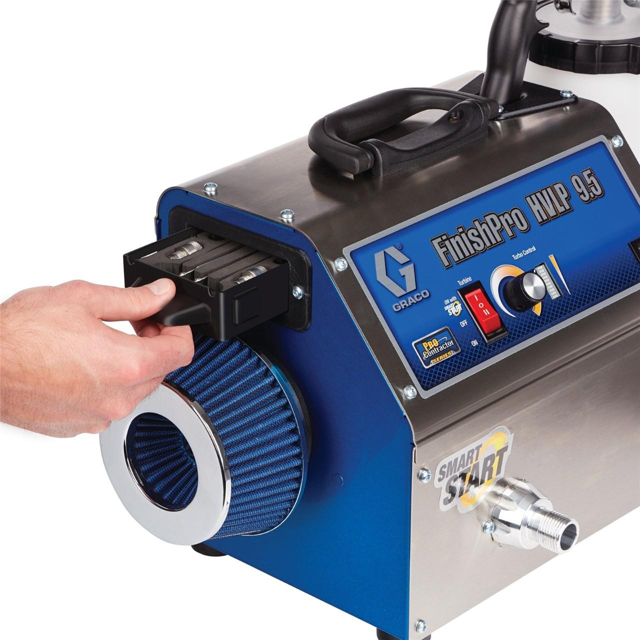FinishPro HVLP - 9.5 ProContractor Series - Airless Sprayer - ProQuip