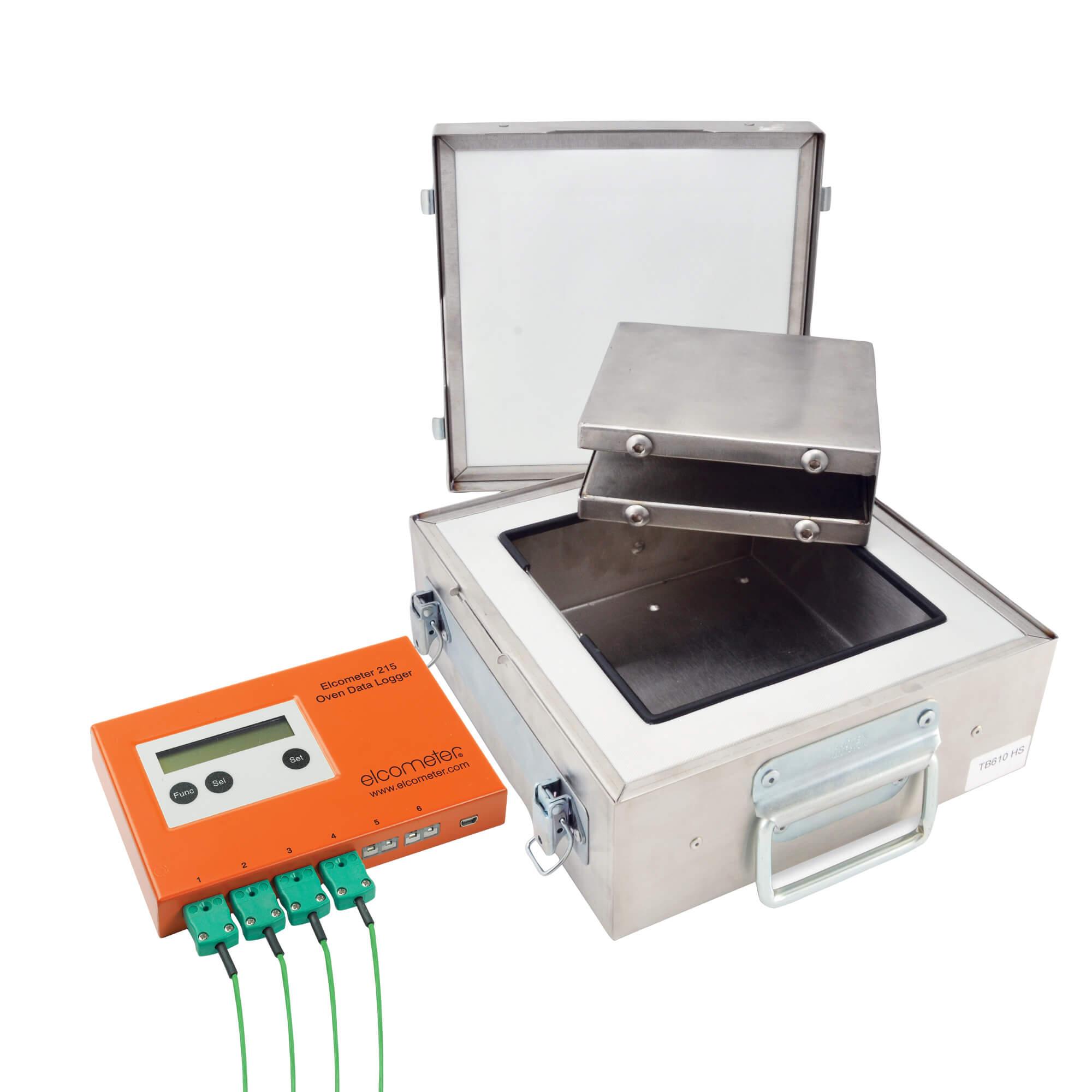 Elcometer 215 Oven Data Logger - ProQuip