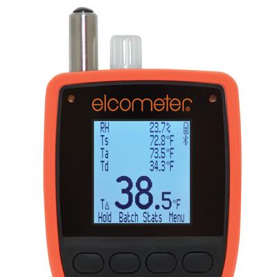 Elcometer 319 Stats - ProQuip