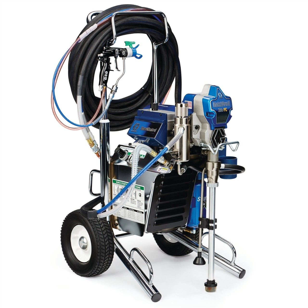 FinishPro II 395 PC Electric Air-Assisted Airless Sprayer - ProQuip