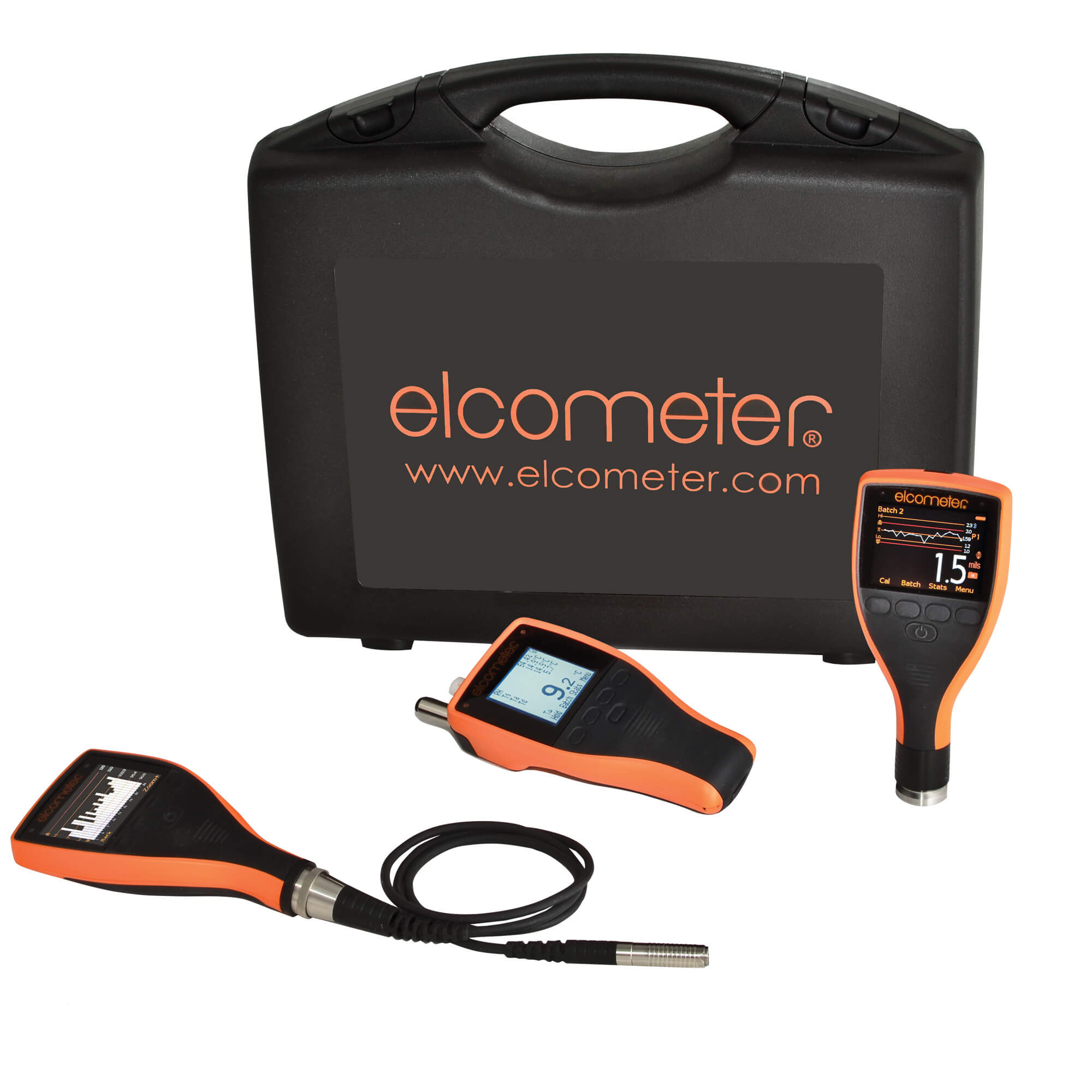 Elcometer Digital Inspection Kits Model B - ProQuip