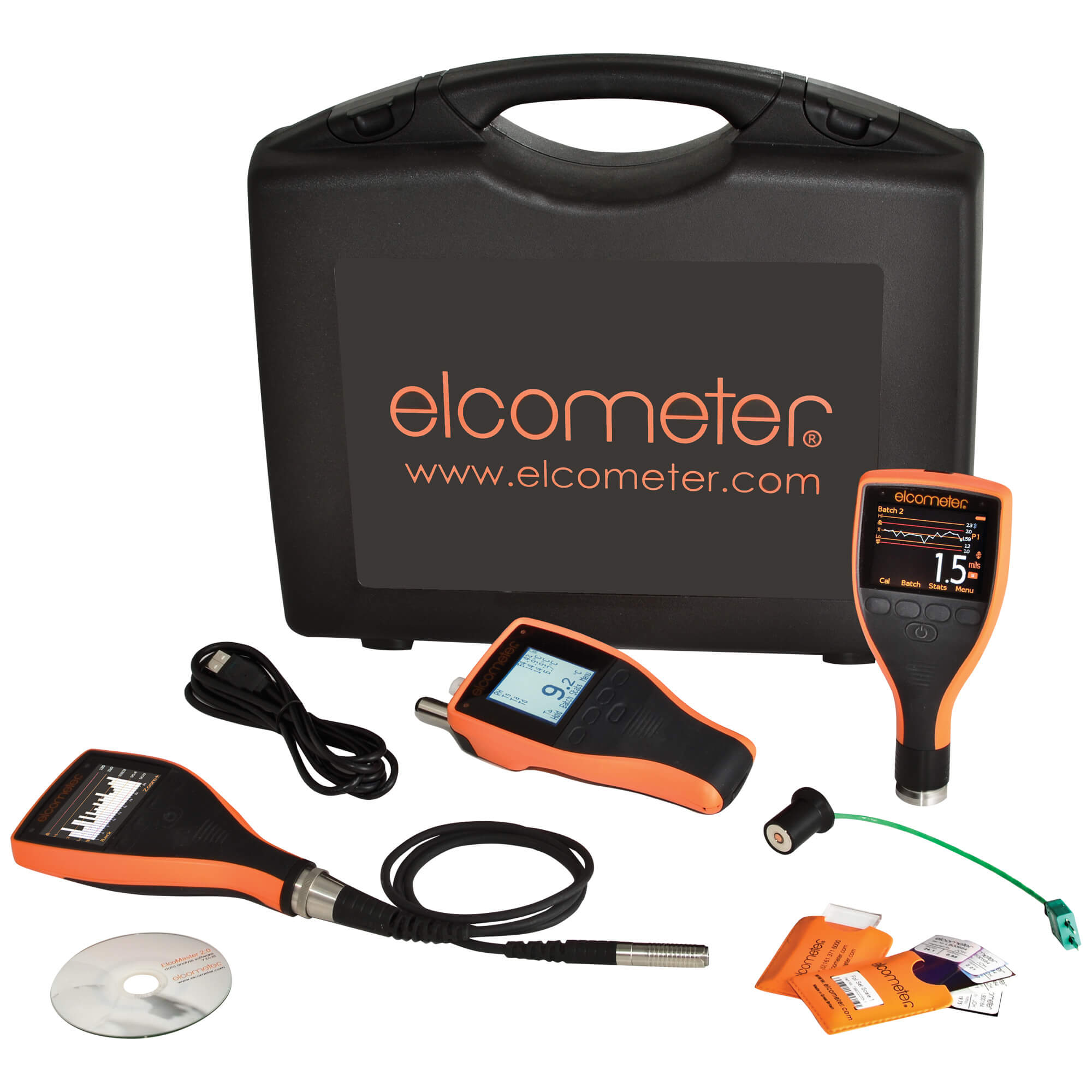 Elcometer Digital Inspection Kits Model - ProQuip